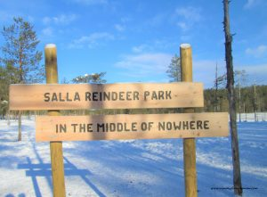 Family Travel: Salla In the middle of Nowhere