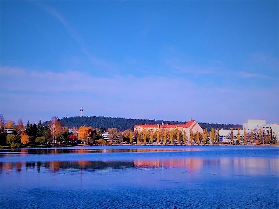 Wandering around Kuopio