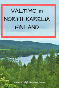 Valtimo in North Karelia Finland Family Travel