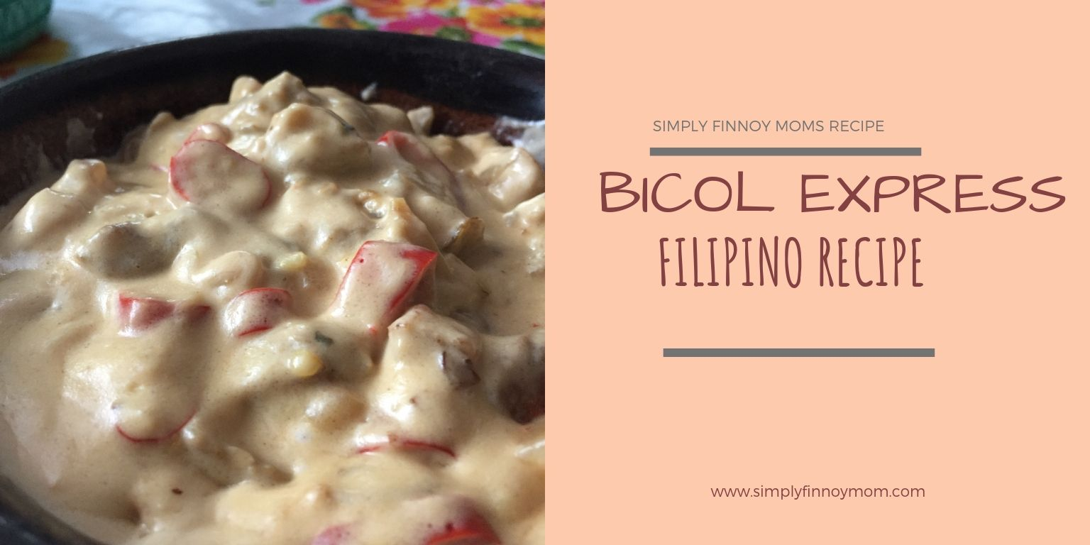 Bicol Express Recipe by Bicolana in North