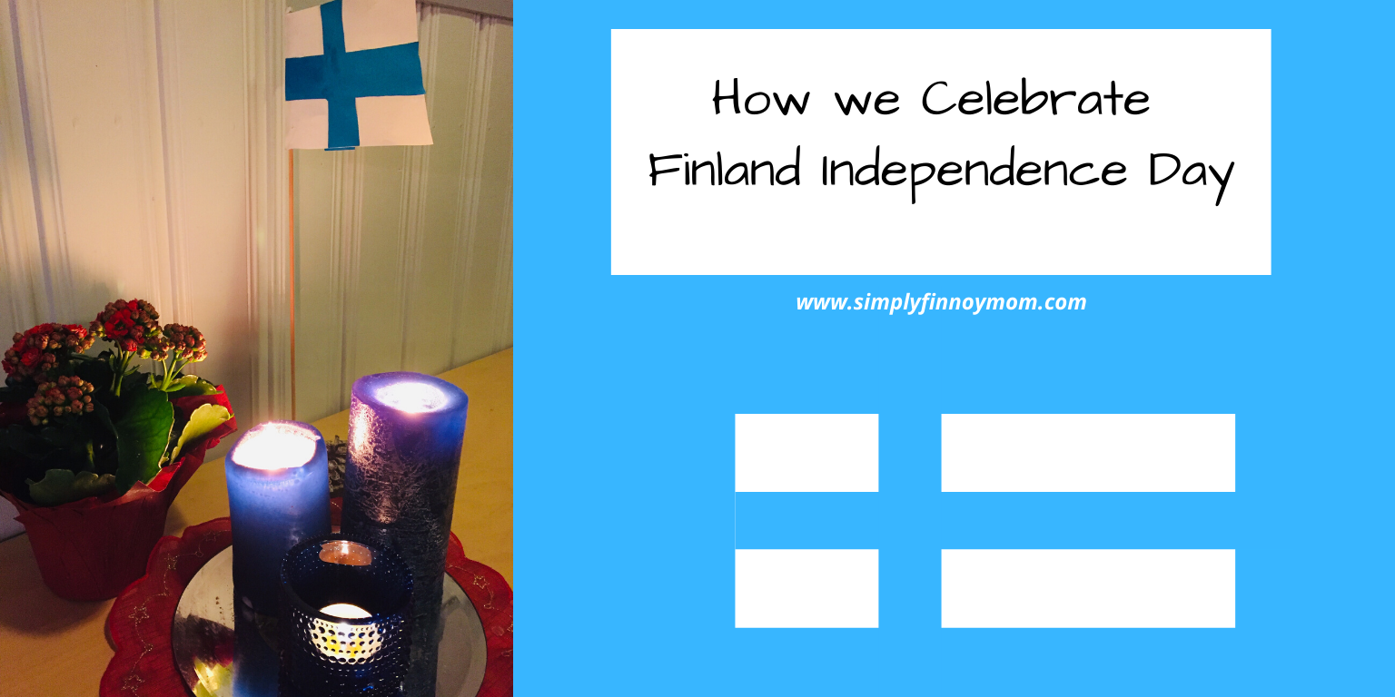 How we Celebrate Finland Independence Day