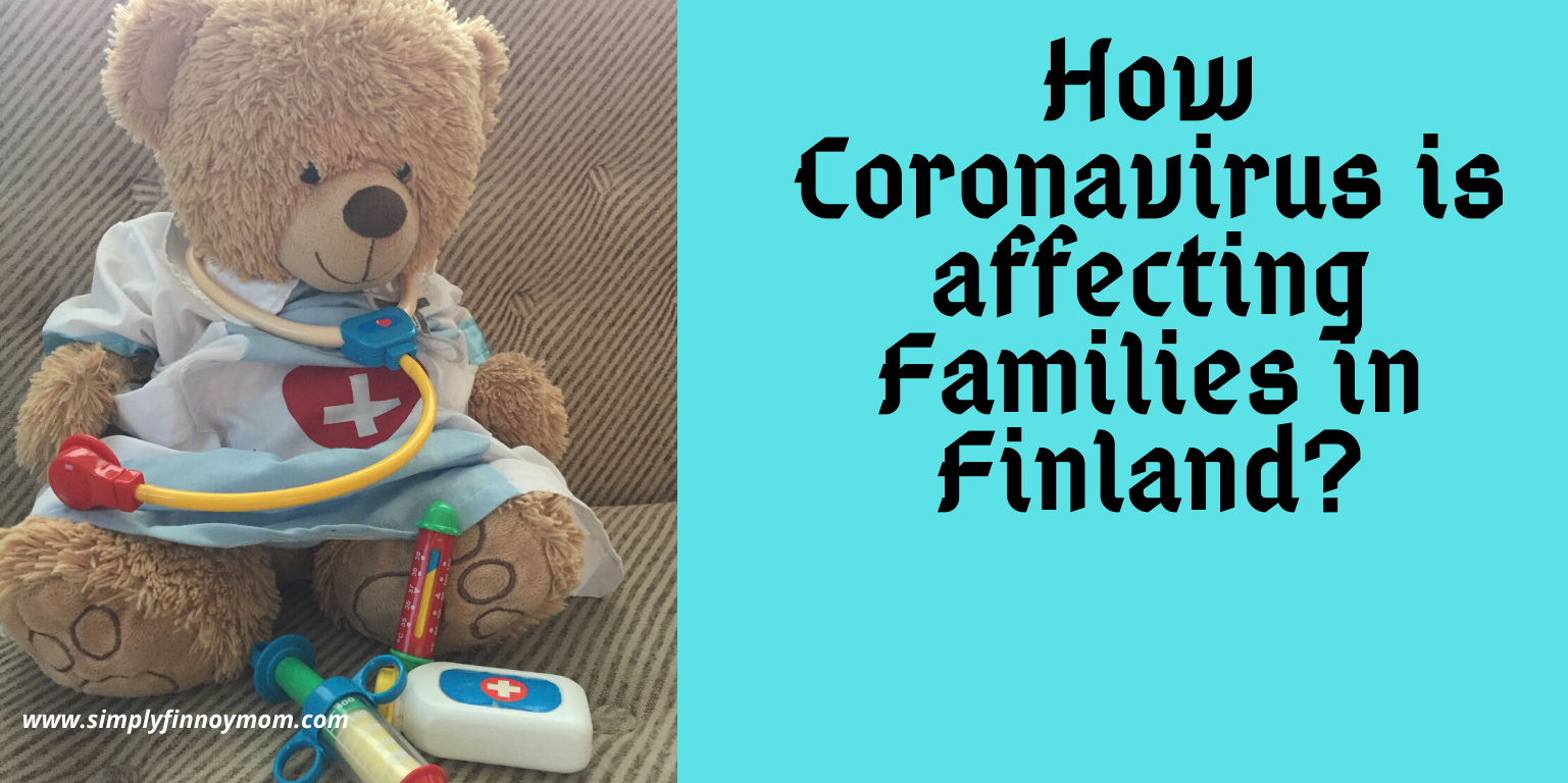 How Coronavirus is affecting families in Finland?