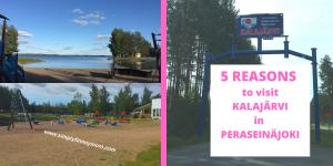 Kalajärvi Resort 5 Reason to Visit
